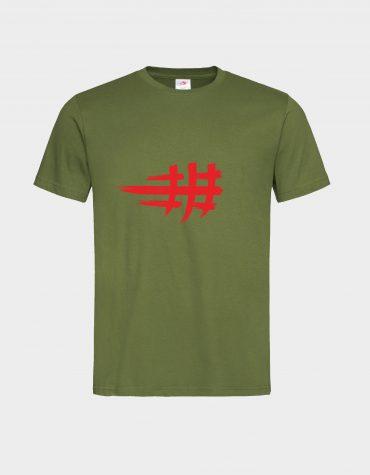 რაგბის მაისური, მწვანე მაისური შეერკინე მსოფლიოს დიდი ლოგო